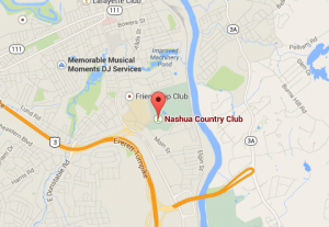 My Nashua Wedding on Google Maps