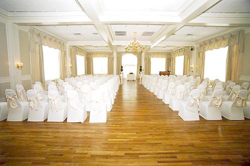 Nashua Wedding Ceremony Ballroom