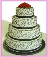Wedding Cakes, Creative Cakes by Debby, Nashua NH