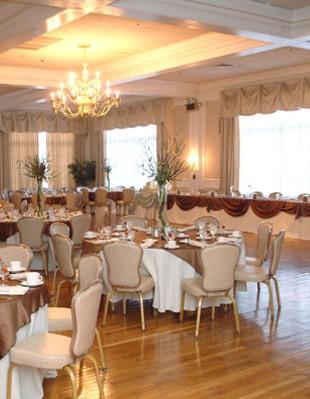 Nashua Wedding Ballroom Facilities